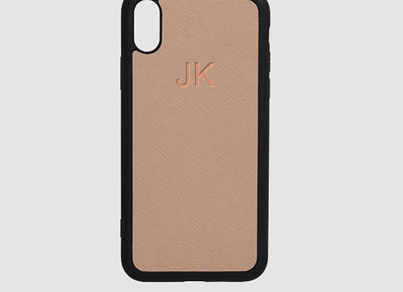 Taupe iPhone X Case