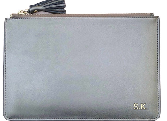 Pewter signature pouch