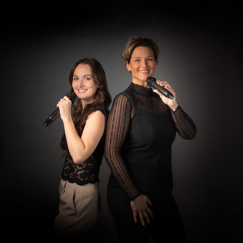 A night with Michelle & Edith (19:00 uur)