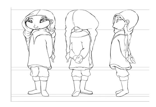 Snow White Turnaround