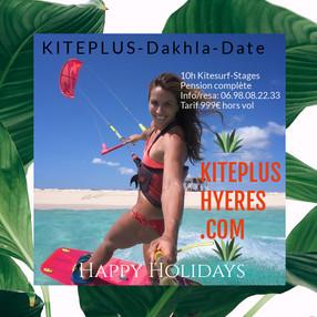 Kite'in à Dakhla 01.11.-20.11.2020