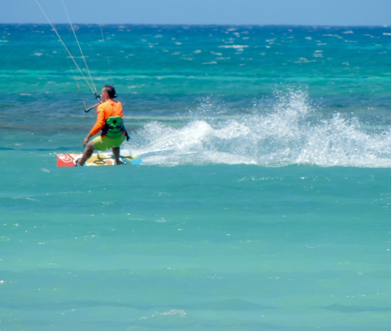 Kitesurf Aruba
