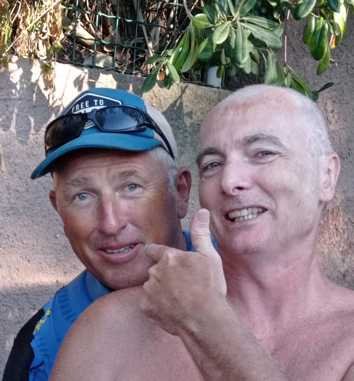 Christophe et Coach