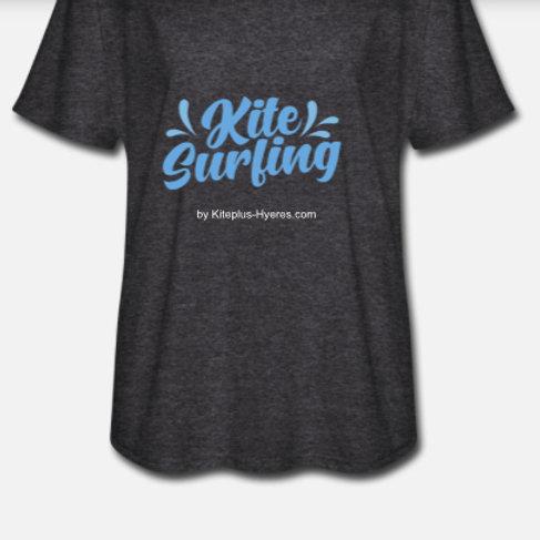 KiteSurfing girl - femme -