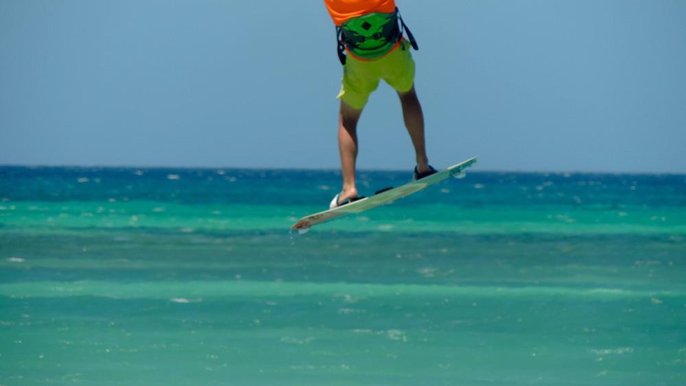 Séjour de Kitesurf-Aruba