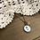 Thumbnail: Little Button Charm Necklace with Rose Quartz