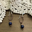 Thumbnail: Drop Earrings with Lapis