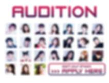 EchoDanceHK Artists Audition echo event company hong kong 舞團