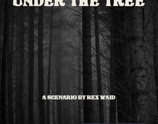 New for Cthulhu: Under the Tree!