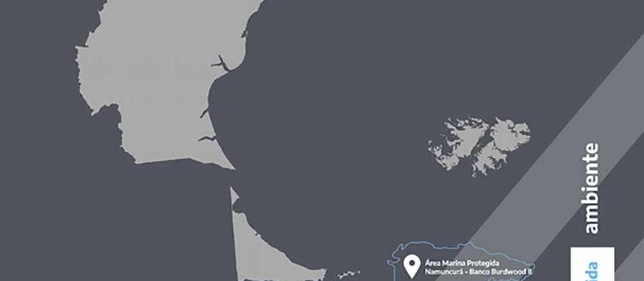 Entre Tierra del Fuego y la Antártida, un refugio para la naturaleza
