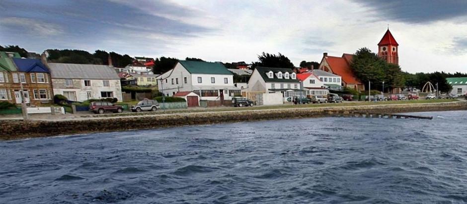 Argentina se quejó ante Uruguay por colaborar con vuelos británicos a Malvinas