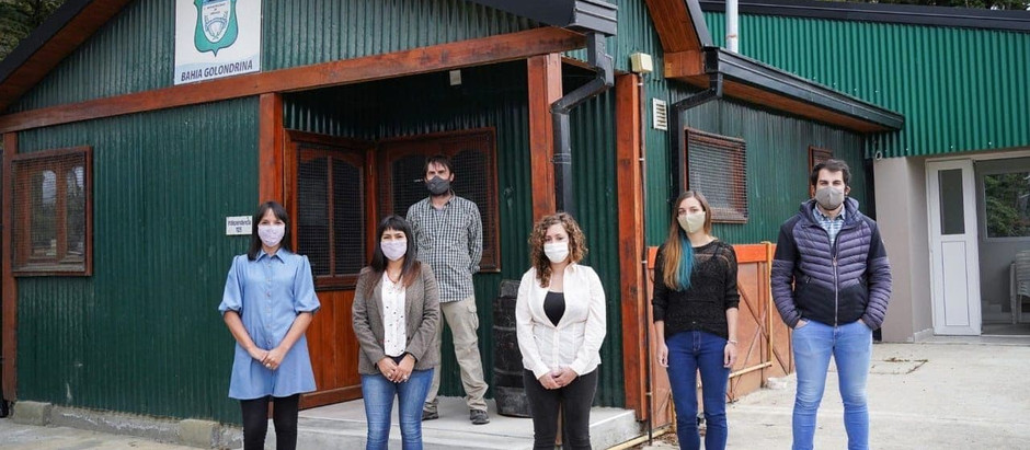 Victoria Vuoto destacó la creación del Polo Cultural en Bahía Golondrina