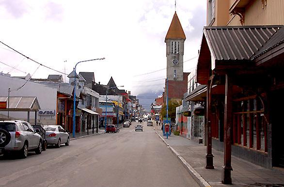 La Patagonia se encuentra entre las más afectadas por los cierres de comercios