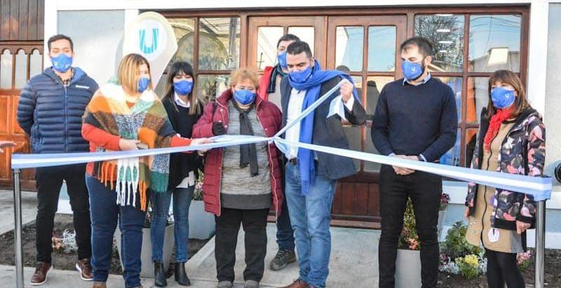 Ushuaia: Vuoto inauguró el Centro Integrador de Políticas Sociales del municipio