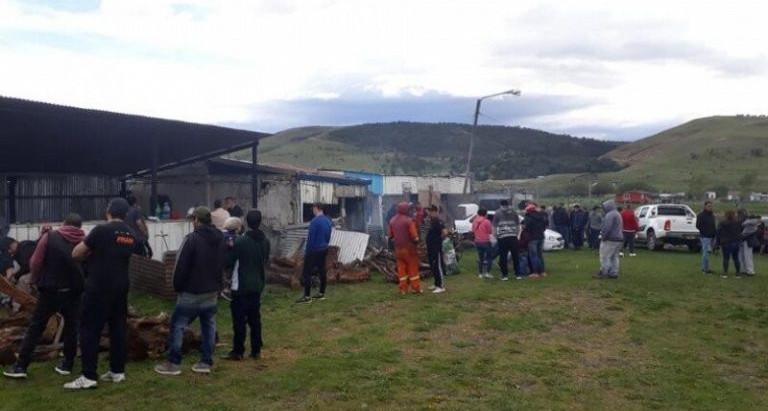"Santa Cruz: organizaron un ""concurso de asadores"" en plena pandemia"