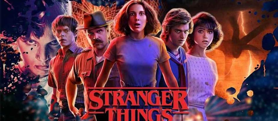 """Mirá el nuevo tráiler de la cuarta temporada de """"Stranger Things"""""""