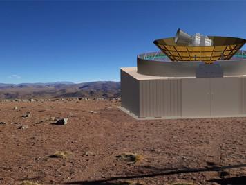 """Proyecto QUBIC: el telescopio que buscará """"las huellas"""" del Big Bang"""