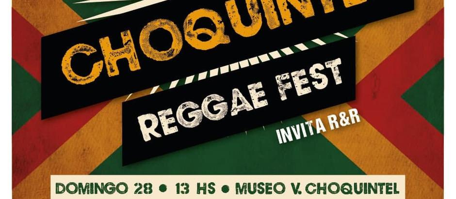 "Se palpita el ""Choquintel Reggae Fest"""