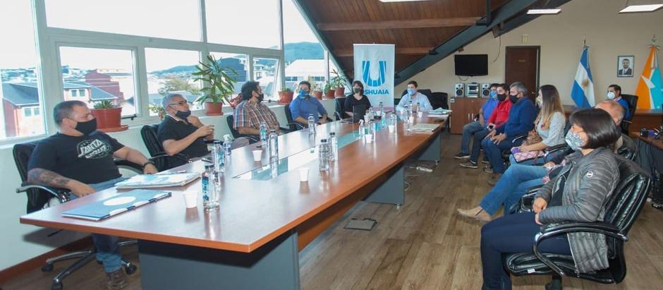 Ushuaia: la Municipalidad acordó un 30% de aumento