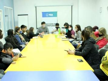 Río Grande trabajó la temática de salud mental con los jóvenes de la ciudad