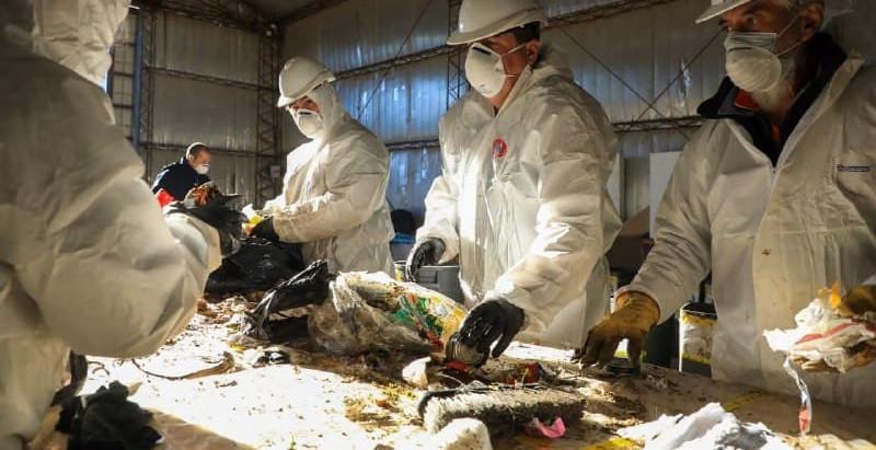 Río Grande: El municipio dio a conocer los resultados del estudio de caracterización de residuos