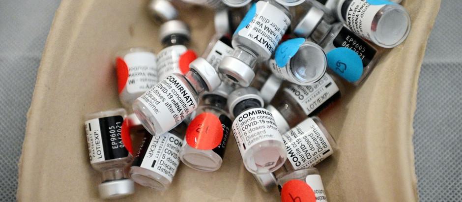 Estados Unidos apoya la exención de las patentes de las vacunas