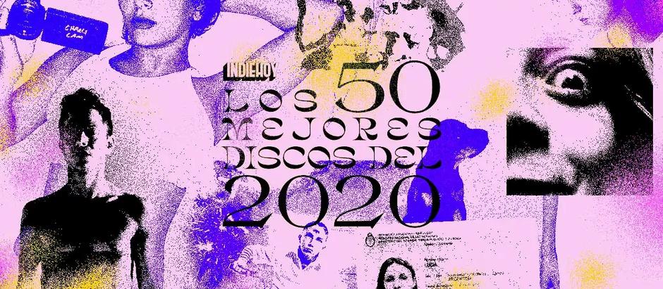 Los 50 mejores discos del 2020, según Indie Hoy