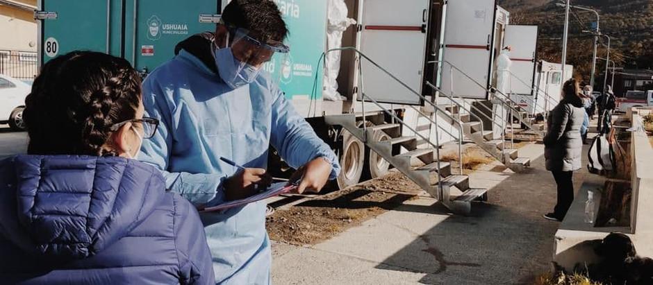 Ushuaia: el municipio continúa con acciones de cuidado ante el COVID-19