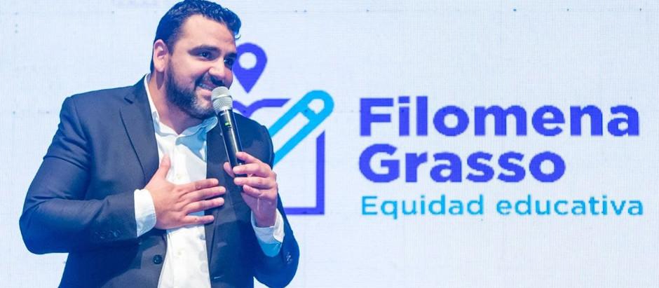 """En Ushuaia se lanzó el programa """"Filomena Grasso"""""""