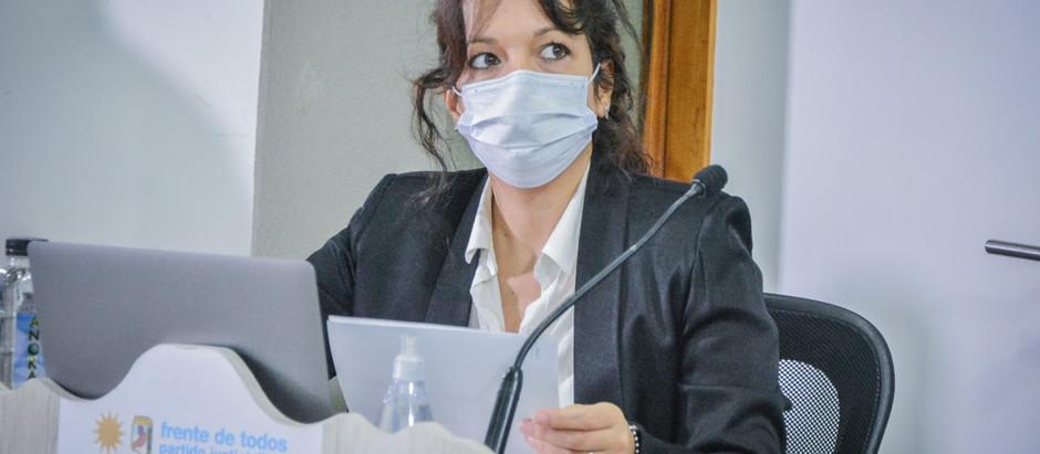 Ushuaia: Avila destacó la aprobación del nuevo marco regulatorio para remises