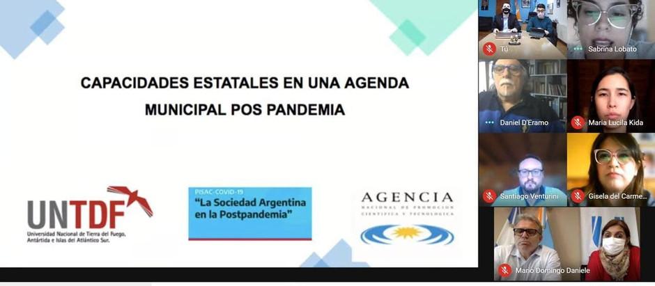 Río Grande: El municipio y la UNTDF investigarán las capacidades estatales en la Pandemia