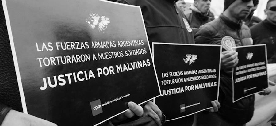 Indagarán a 6 militares acusados de torturar a soldados en Malvinas