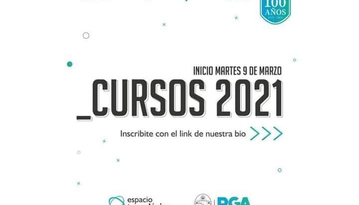 Se abrió la oferta de cursos 2021 del Espacio Tecnológico de Río Grande