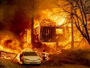 """ONU: El calentamiento global se acelera con consecuencias """"irreversibles"""""""