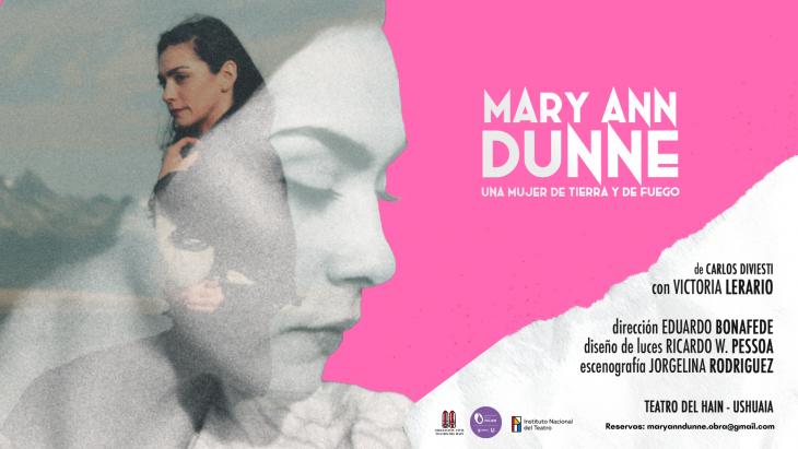 "Se estrenará en Ushuaia la primera obra teatral bajo protocolo COVID: ""Mary Ann Dunne"""