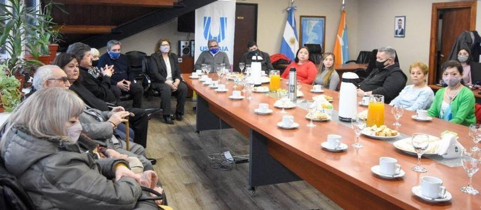 Ushuaia: Avanzan los preparativos para el aniversario de la ciudad