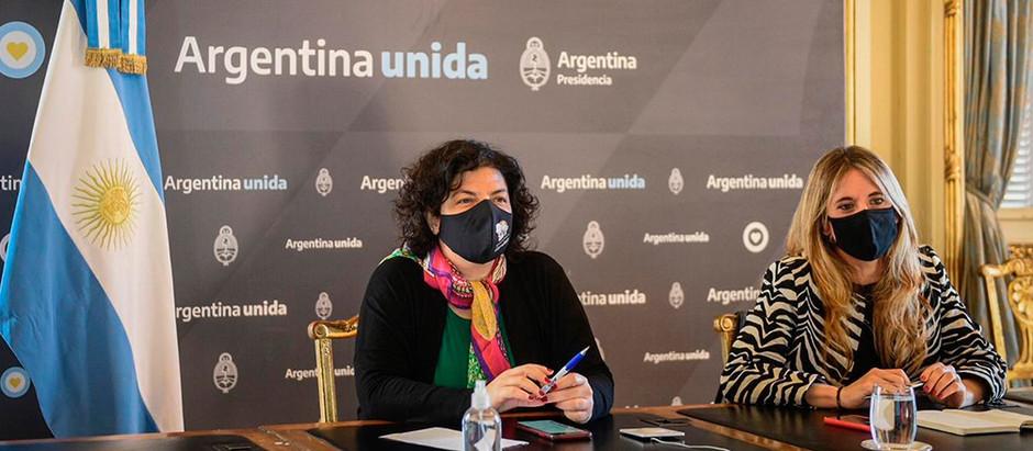 Argentina recibirá casi 5 millones de dosis de la vacuna AstraZeneca durante mayo