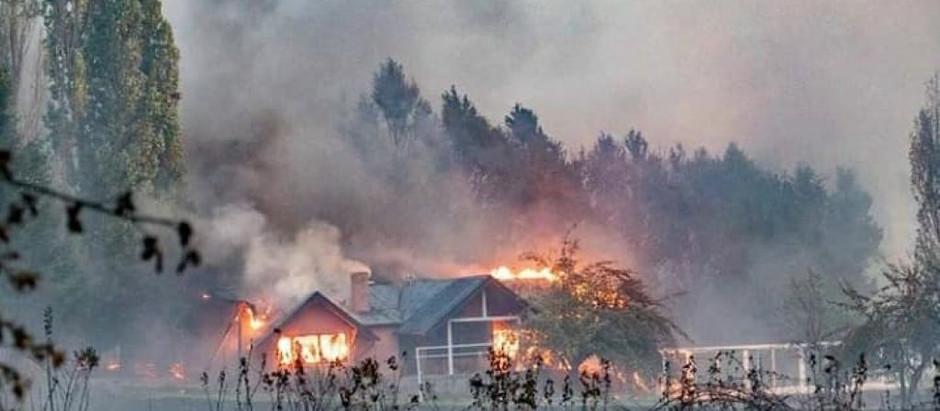 Advierten que los incendios están lejos de terminar