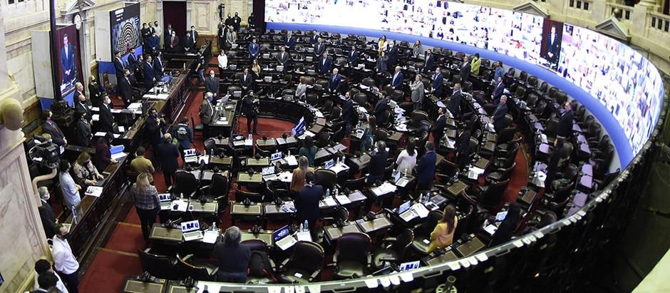 Diputados aprobó el proyecto de Ley de Aporte Solidario y Extraordinario