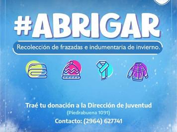 """Río Grande: el municipio lanzó la campaña """"ABRIGAR"""""""
