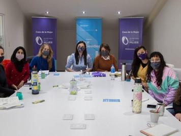 El Ministerio nacional de Mujeres, Género y Diversidad tiene sede en la Casa de la Mujer