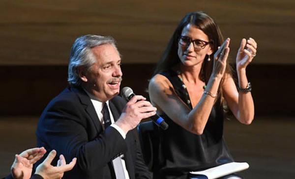 Alberto promoverá el acuerdo federal contra la violencia de género