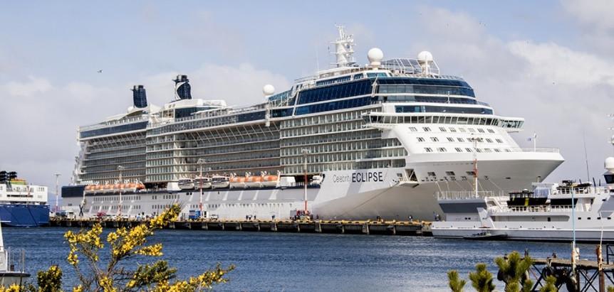 Ushuaia: En octubre comienza la temporada de cruceros