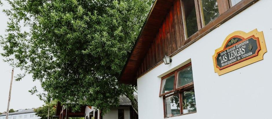 Ushuaia: las Escuelas Experimentales del municipio avanzan con las clases presenciales