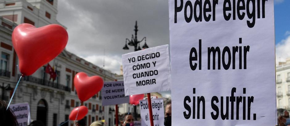 España aprobó la eutanasia