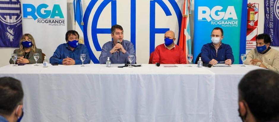 Luego de 40 años, Río Grande comienza a discutir su convenio colectivo de trabajo