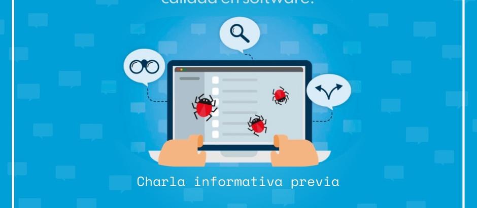 Río Grande: darán una charla informativa del Curso de QA Testing