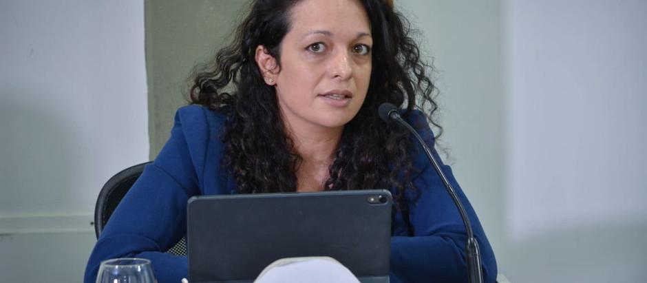 Avila celebró la promulgación de ordenanzas que promueven el reciclado y la alimentación saludable