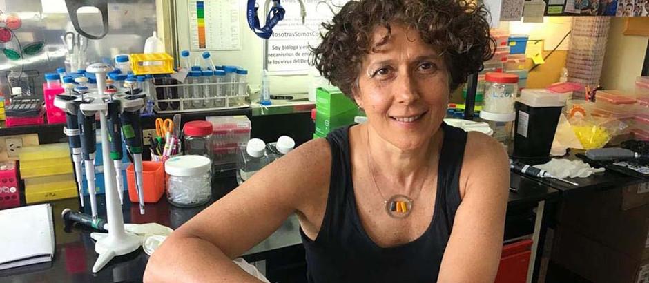Prestigiosa viróloga se incorporó a la Academia Estadounidense de las Artes y las Ciencias