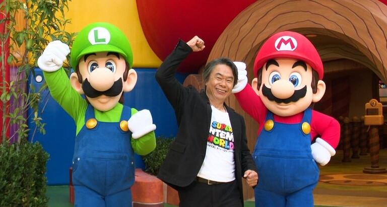 Nintendo: abren el 1er parque de atracciones basado en sus personajes